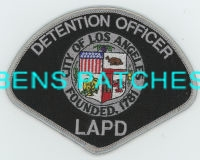 californialos angeles police detention officer 1
