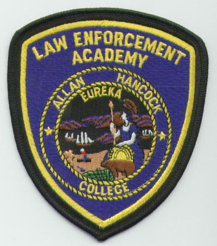 how to join the police academy in california