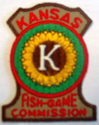 Ben 39 s patch collection for Kansas fish and game