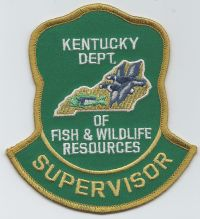 Ben 39 s patch collection for Ky fish and wildlife