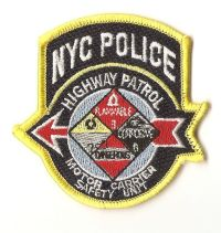 Ben 39 s patch collection for Chp motor carrier safety unit