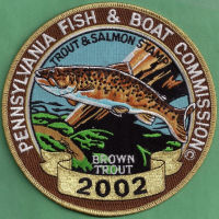 Ben 39 s patch collection for Pa boat and fish commission