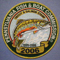 Ben 39 s patch collection for Pa fish and boat
