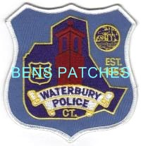 Ben's Patch Collection
