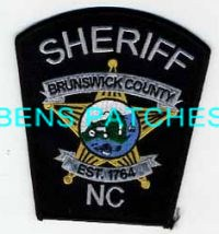 NORTH CAROLINA NC BURKE CATAWBA DIST CONFINEMENT FACILITY PATCH SHERIFF POLICE