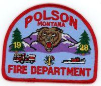 Dillon Nataional Helitak MT Fire Dept Patch Montana